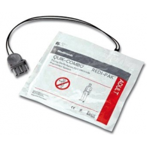 Medtronic/Physio Control électrodes Quik Combo pour Lifepak 1000 / 500