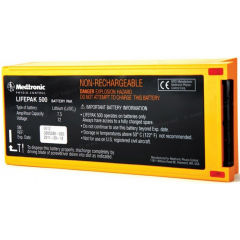 Lifepak 500 batterie