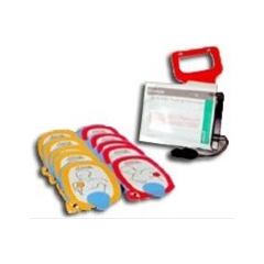 Physio Control Lifepak CR Plus set d'électrodes de formation