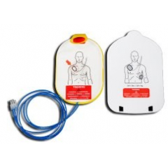Philips Heartstart HS1 électrodes formation adulte