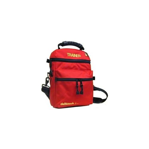 Sac pour Defibtech Trainer (rouge)