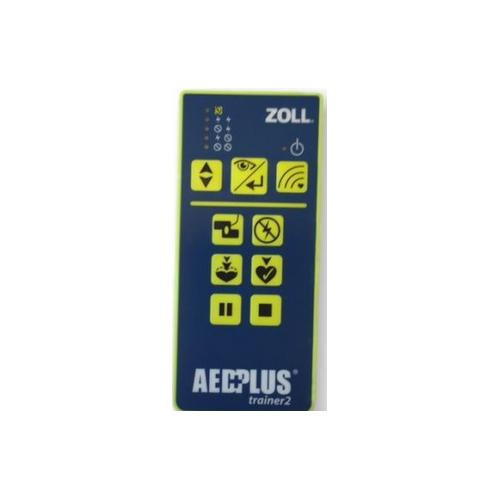 Télécommande pour Zoll AED Plus de formation