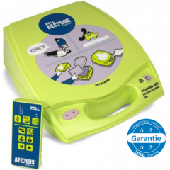 Zoll AED Plus DAE automatique de formation