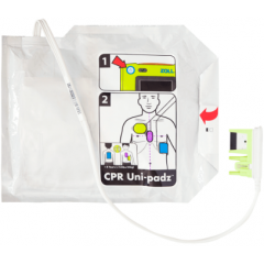Zoll Électrodes CPR Uni-padz pour ZOLL AED 3