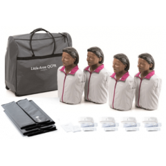 LAERDAL LITTLE ANNE - 4 PACK (BLANCHE)