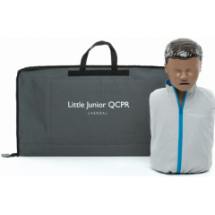 Laerdal Little Junior Mannequin (version noire)