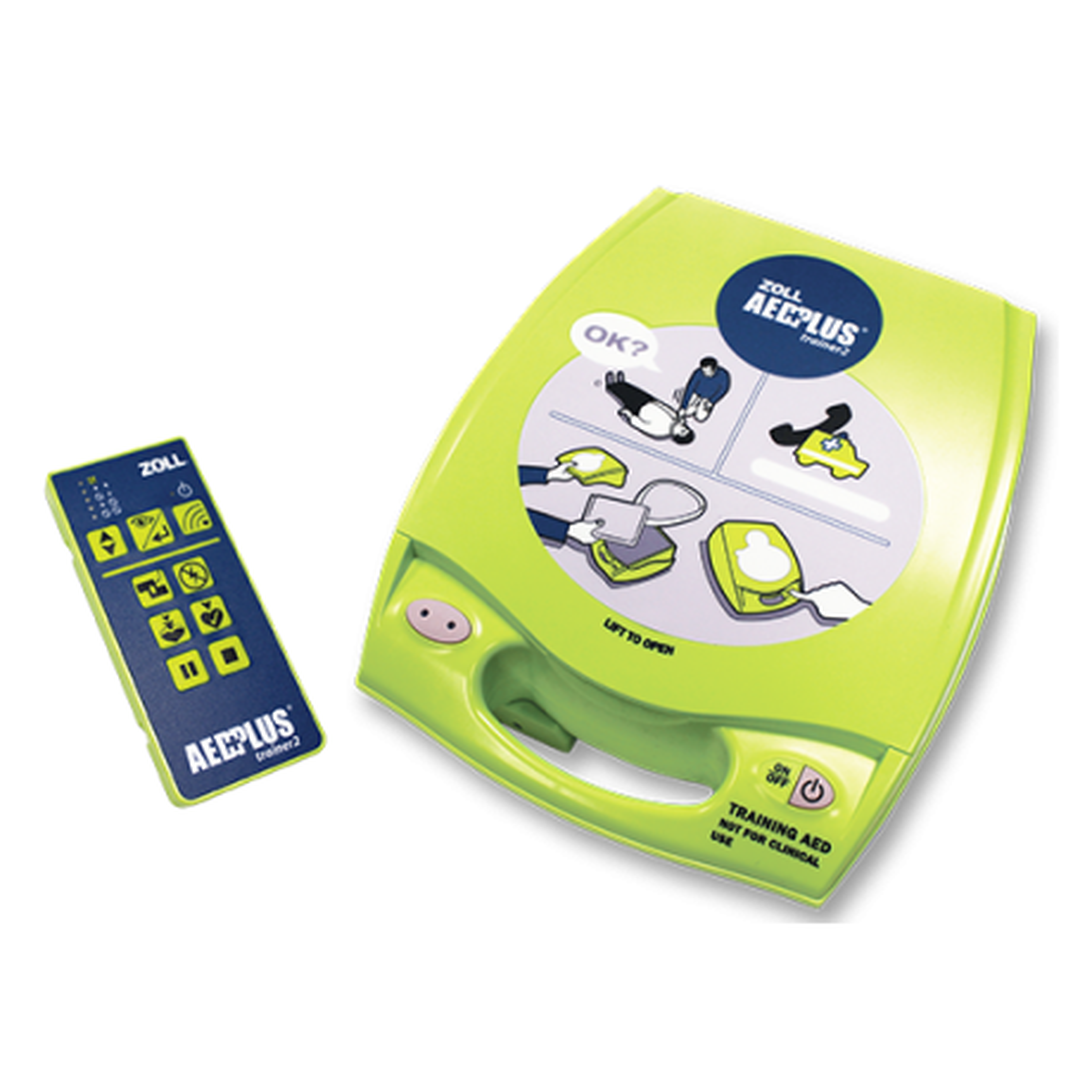Zoll AED Plus DAE semi-automatique de formation