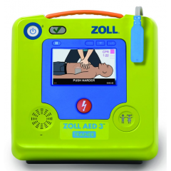 Zoll AED Plus DAE semi-automatique de formation