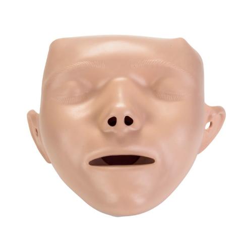 Laerdal Little Anne QCPR masque de visage blanc
