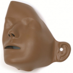 Laerdal Little Anne QCPR masque de visage noir