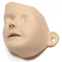 Laerdal Little Junior QCPR masque de visage blanc