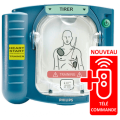 Défibrillateur de formation Philips HeartStart AED RF