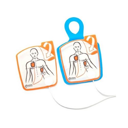Cardiac Science G5 électrodes pour adulte
