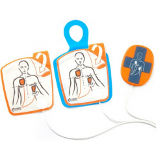 Cardiac Science G5 électrodes pour appareil avec RCP
